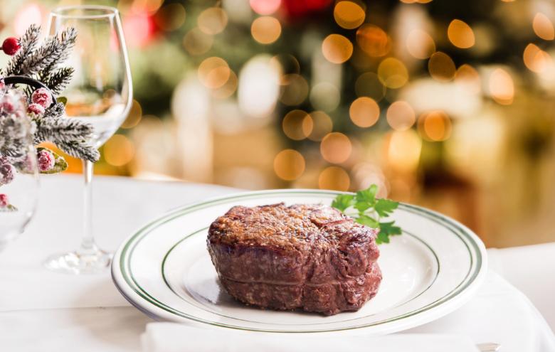 クリスマススペシャルディナーコース